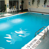 Enjoy our indoor pool year round