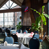 Dine at Windjammer's Restaurant & Lounge